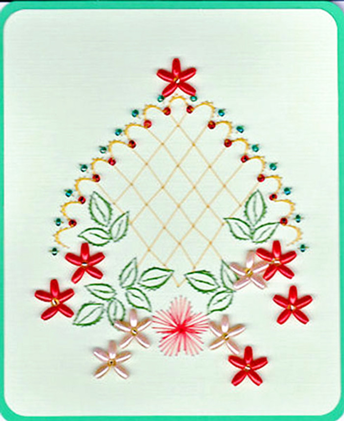 Emelie's Design Card Stitching e-Pattern - ED004e
