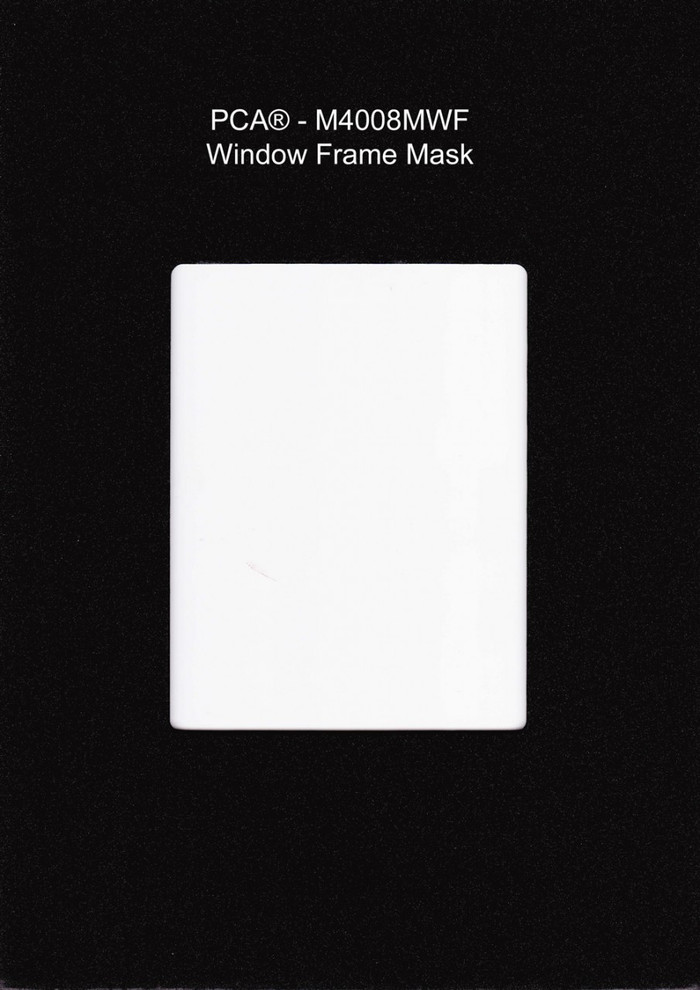 Window Frame A4 Light Box MASK  M4008MWF