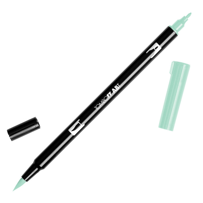 Tombow Dual Brush Marker - Mint 243