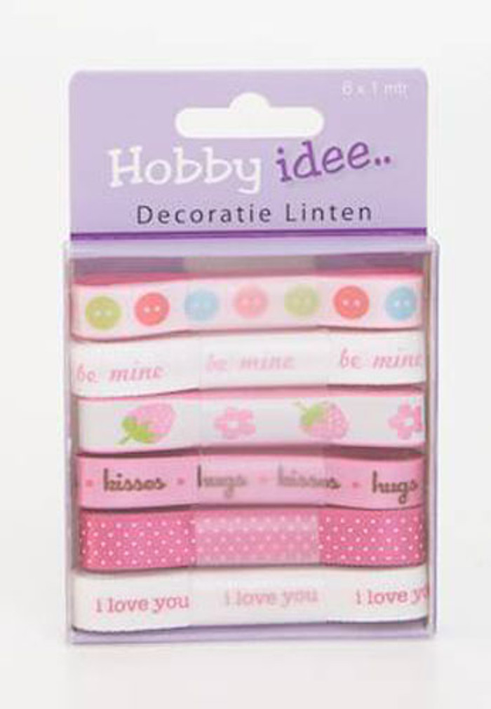 Hobby Idee Ribbon Set 3