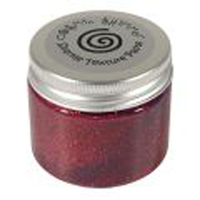 Cosmic Shimmer Sparkle Texture Paste Apple Red