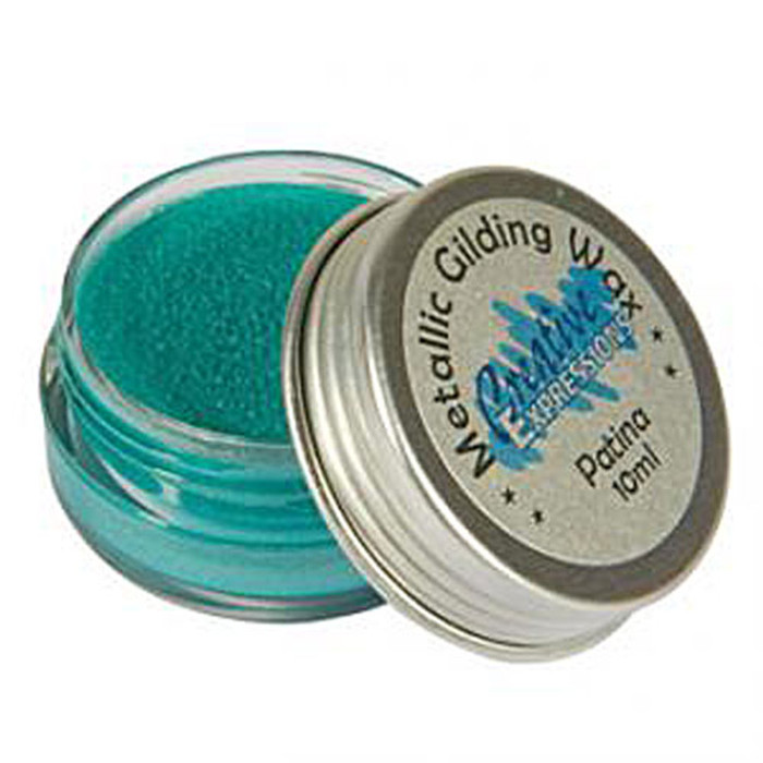 Creative Expressions Gilding Wax 10ml - PATINA