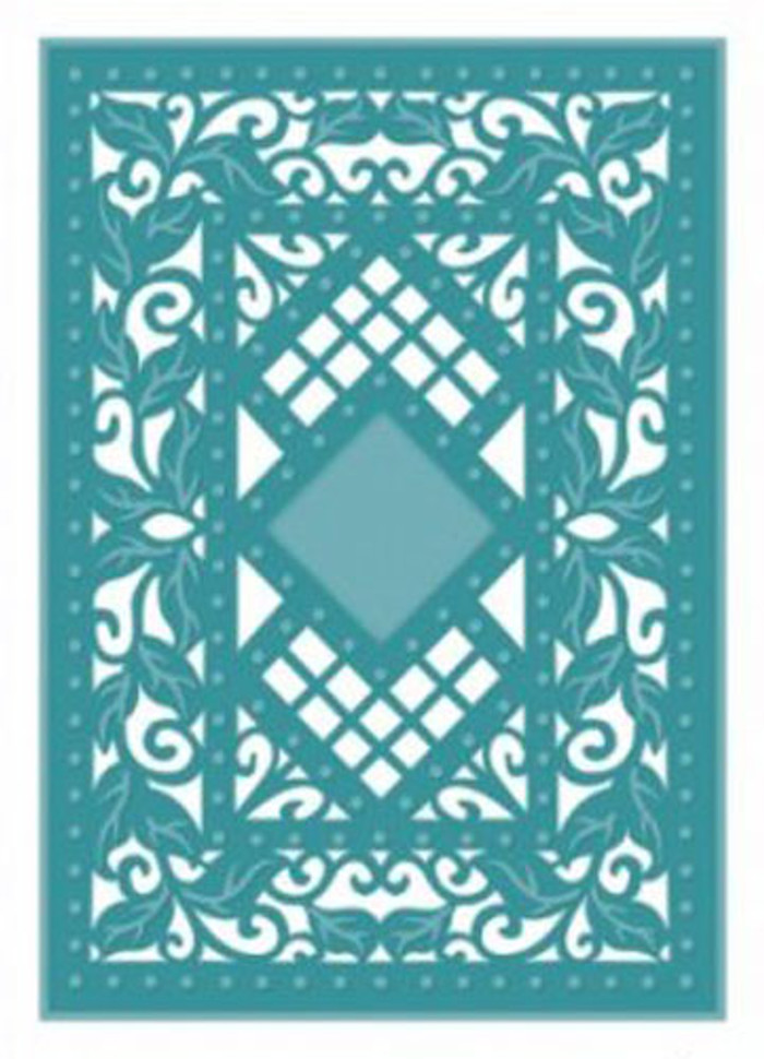 Sue Wilson - The Spanish Collection - Background Die CED1201 - 15% Off