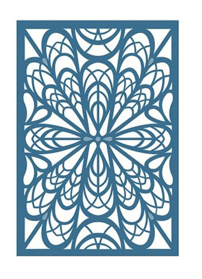 Sue Wilson French Background Die CED2101 - 15% Off Pre-Order
