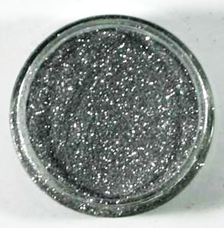 Cosmic Shimmer Polished Silk Glitter - SILVER