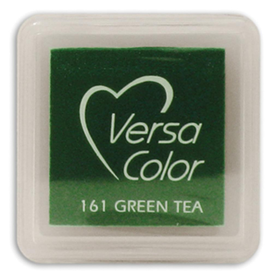 VersaColor Pigment Mini Ink Pad - GREEN TEA VS161