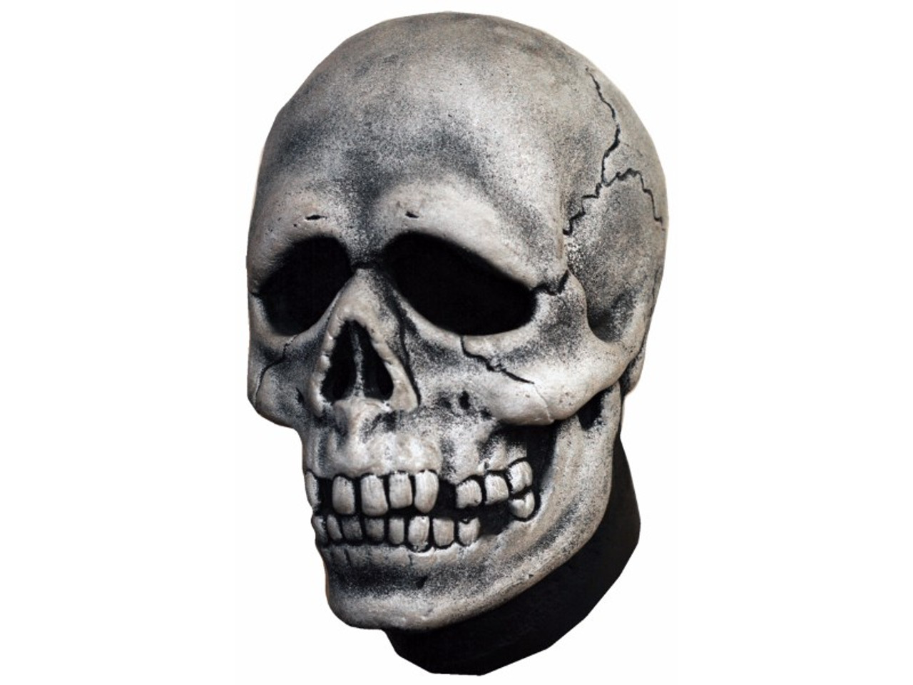 how to make a skeleton mask