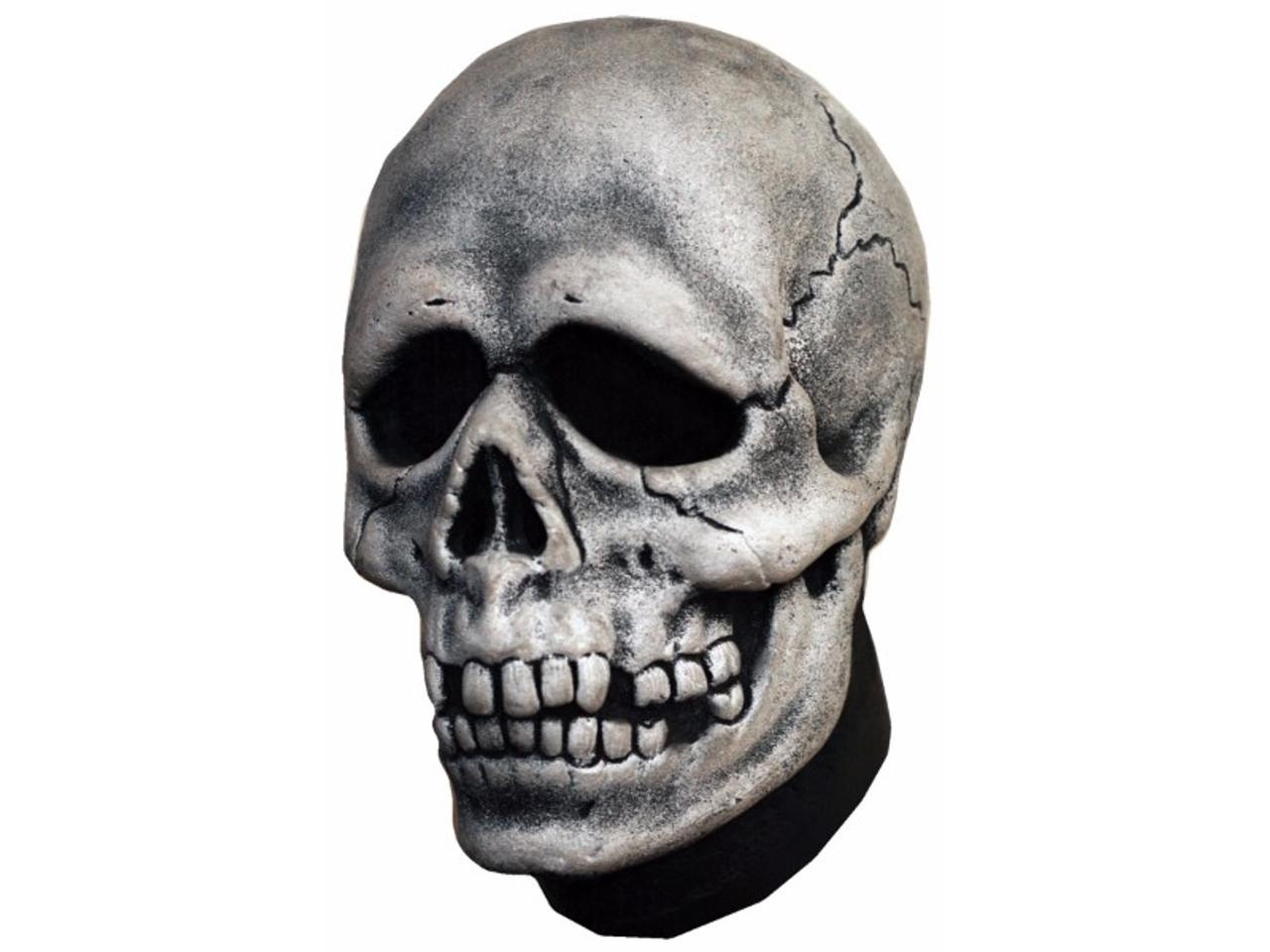 how to make a skeleton mask