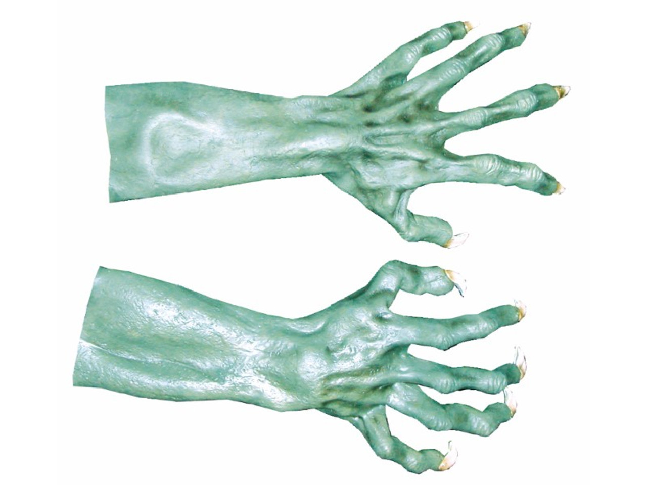 An extreme costume look with the Ultimate Monster Hands! Fits snug over your own hands  sc 1 st  House Of Hauntz & Large Monster Hands | An Assortment Of Costume Horror