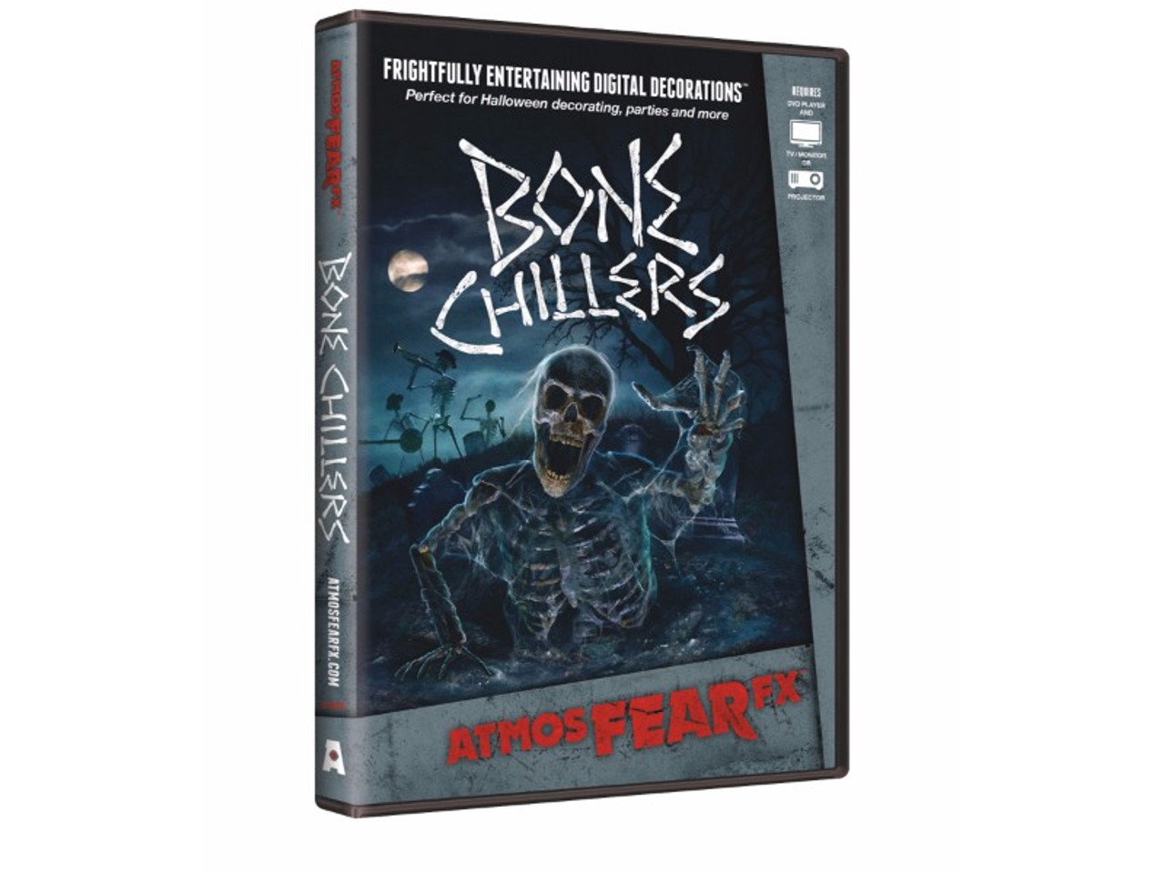 atmosfearfx bone chillers digital media see video below with atmosfearfx macabre manor digital effects media