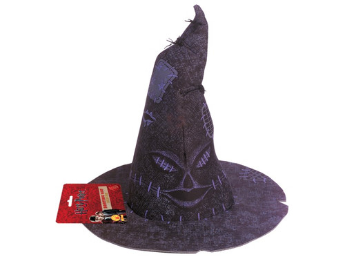A great new sorting hat which will allow you to cast the perfect spell and is also a great accessory to your Harry Potter-inspired costume. One size fits most.