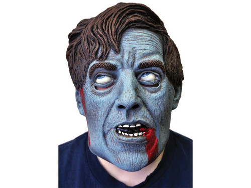 Full over the head latex mask. George A. Romero's Dawn of the Dead, it's logo and all associated characters are trademarks of the MKR Group, Inc. Copyright 1978, 2005 The MKR Group, Inc.