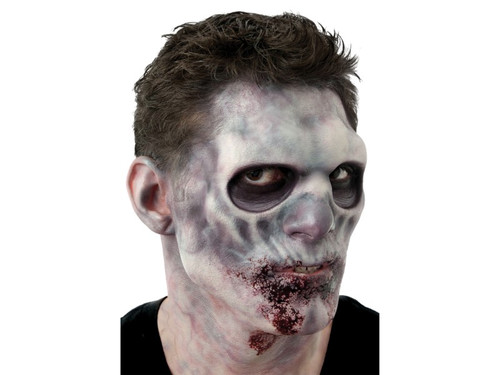 Skeleton Foam Latex Mask Moves With Your Expressions