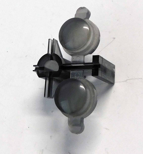 Two Button Cap Assembly For Korg M1, X5, X5D, T Series, Prophecy & Others