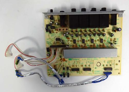 Roland W-30 Analog Board