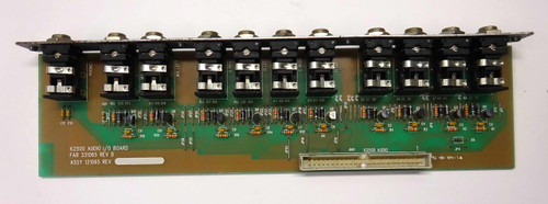 Kurzweil K2500 Audio I/O Board