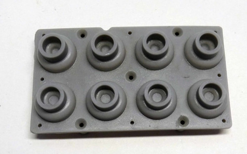 Rubber Key Contacts for Roland RD-200 (4 Note)