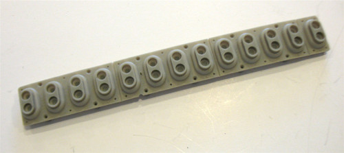 Key Contact strip, 13-notes, for Triton LE, Studio 88, Extreme 88 & Some PA Series