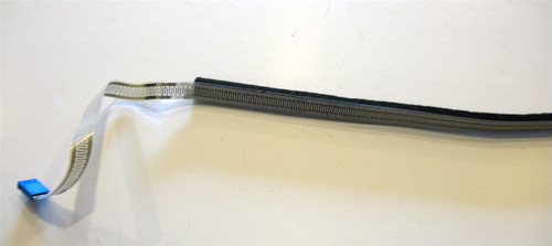 Key Pressure Strip for MR-76/ZR-76 Black Keys
