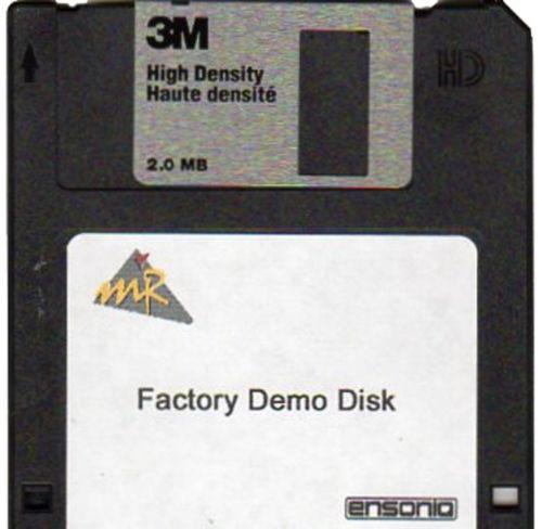 Ensoniq MR-61 or MR-76 Factory Demo Songs