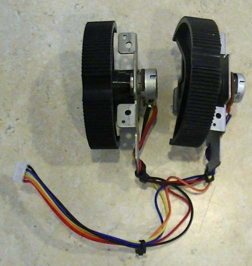 Pitch Bend/Mod Wheel Assembly for Yamaha MM6/MM8