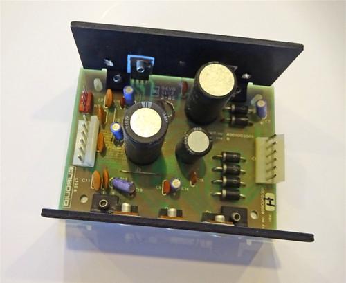 Ensoniq Mirage DSK-8 Power Supply Board (1st gen black case)