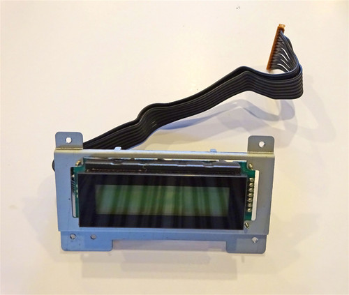 ROLAND JV-30 LCD Display