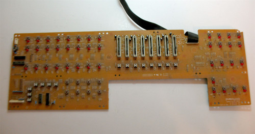 Roland JV-1000 Left Panel Board