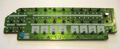 Yamaha Tyros Center Panel Board