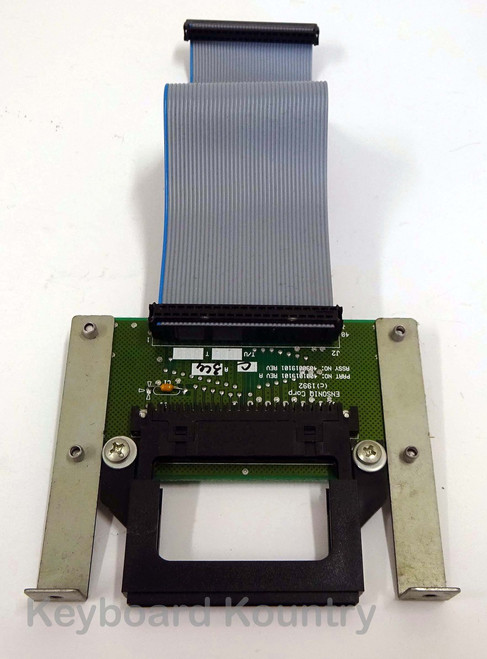 Ensoniq KS-32 Memory Card Slot with Ribbon Cable