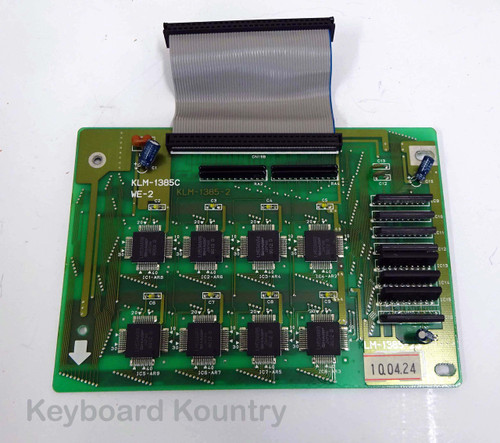 Korg T1 Memory Board (KLM-1385C)