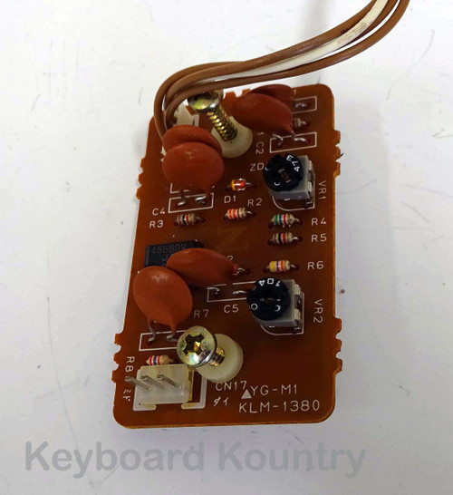 Korg T1 Aftertouch Board (KLM-1380)