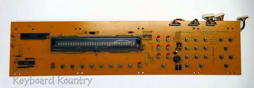 Roland S-50 Panel/Display Board