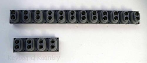 Yamaha YPG-625/635 & DGX-600 Series Rubber Key Contact Strip