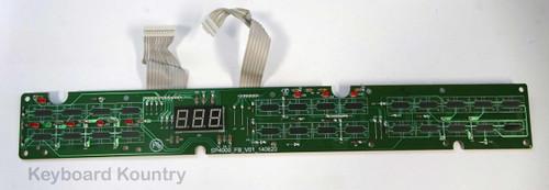Alesis Coda Panel/Display Board