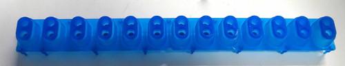 Casio CTK-3200 13 Note Rubber Key Contact Strip