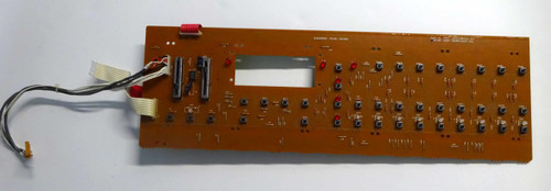 Roland D-20 Panel Board with Cables and Wiring