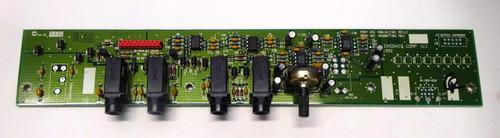 Ensoniq ASR-10 Analog Jack Board for Rack