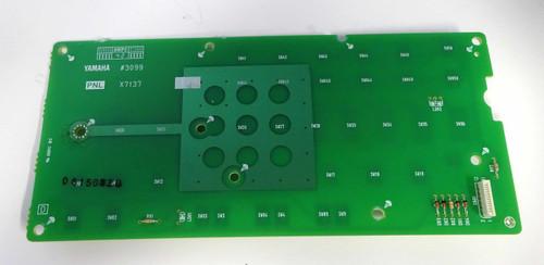 Yamaha YPG-535 Left Panel Board (WN429200)