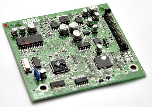 Encoder/Decoder Board For Korg PA1x Pro (KIP-2079-B)