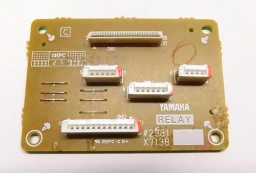Yamaha YPG-535 Relay Board