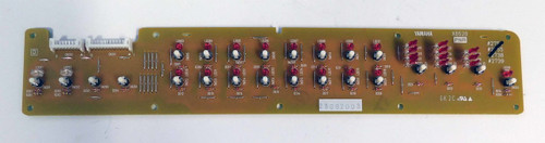 Yamaha Clavinova CLP-130 PNR Right Panel Board