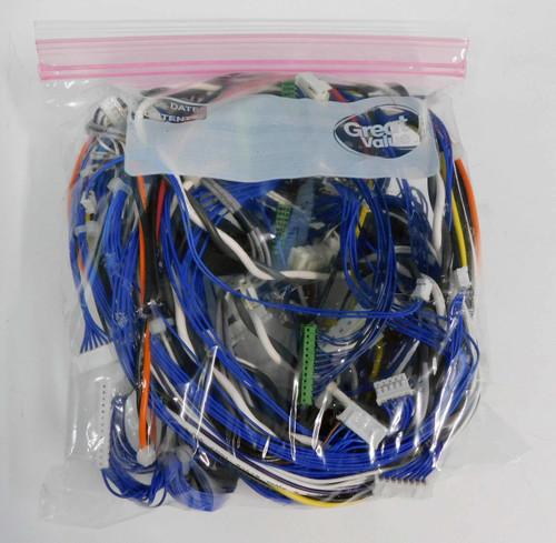 Yamaha Clavinova CLP-130 Complete Cable/Wire Harness Set