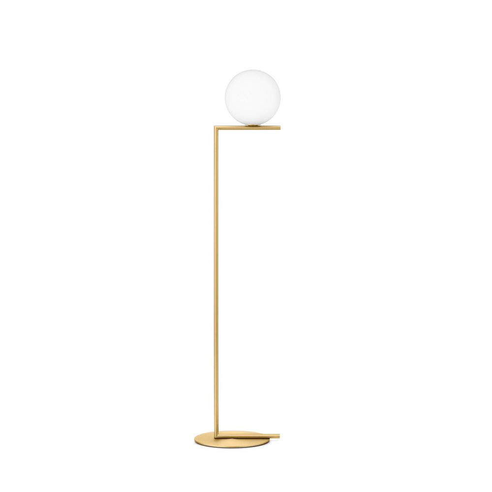 Ic Lights F Modern Floor Lamp By Michael Anastassiades Flos Usa Table Wiring Kits Uk