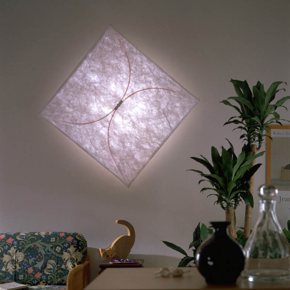 Ariette Modern Wall Amp Ceiling Lamp Tobia Scarpa Flos Usa