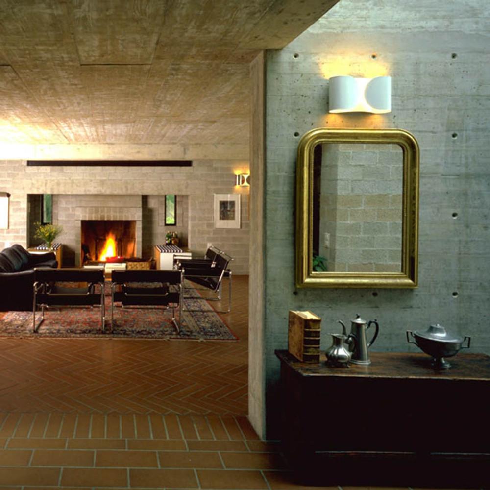Foglio Modern Wall Amp Ceiling Lamp By Tobia Scarpa Flos Usa