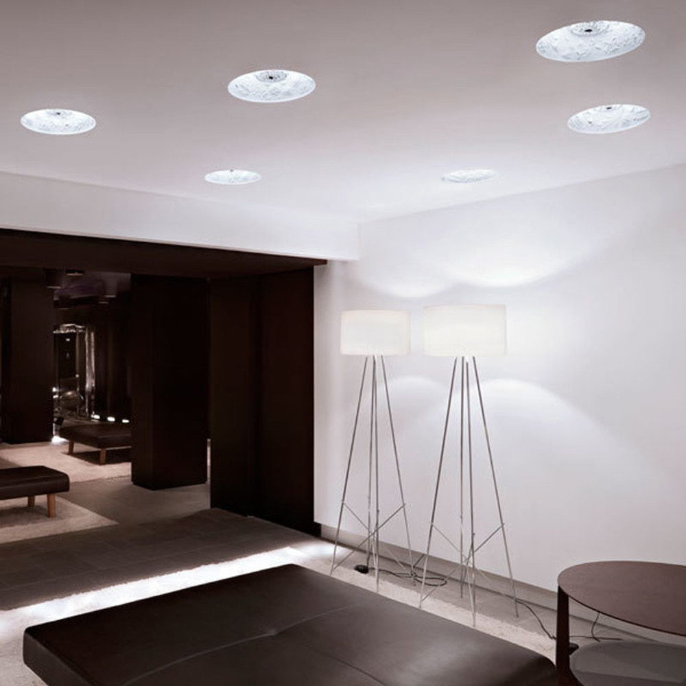 Skygarden modern recessed ceiling lights by marcel wanders flos modern skygarden recessed lamp flos skygarden recessed ceiling aloadofball Image collections