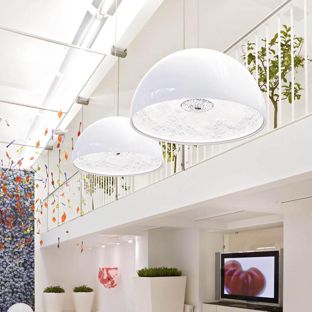 Skygarden S Modern Pendant Light By Marcel Wanders Flos Usa