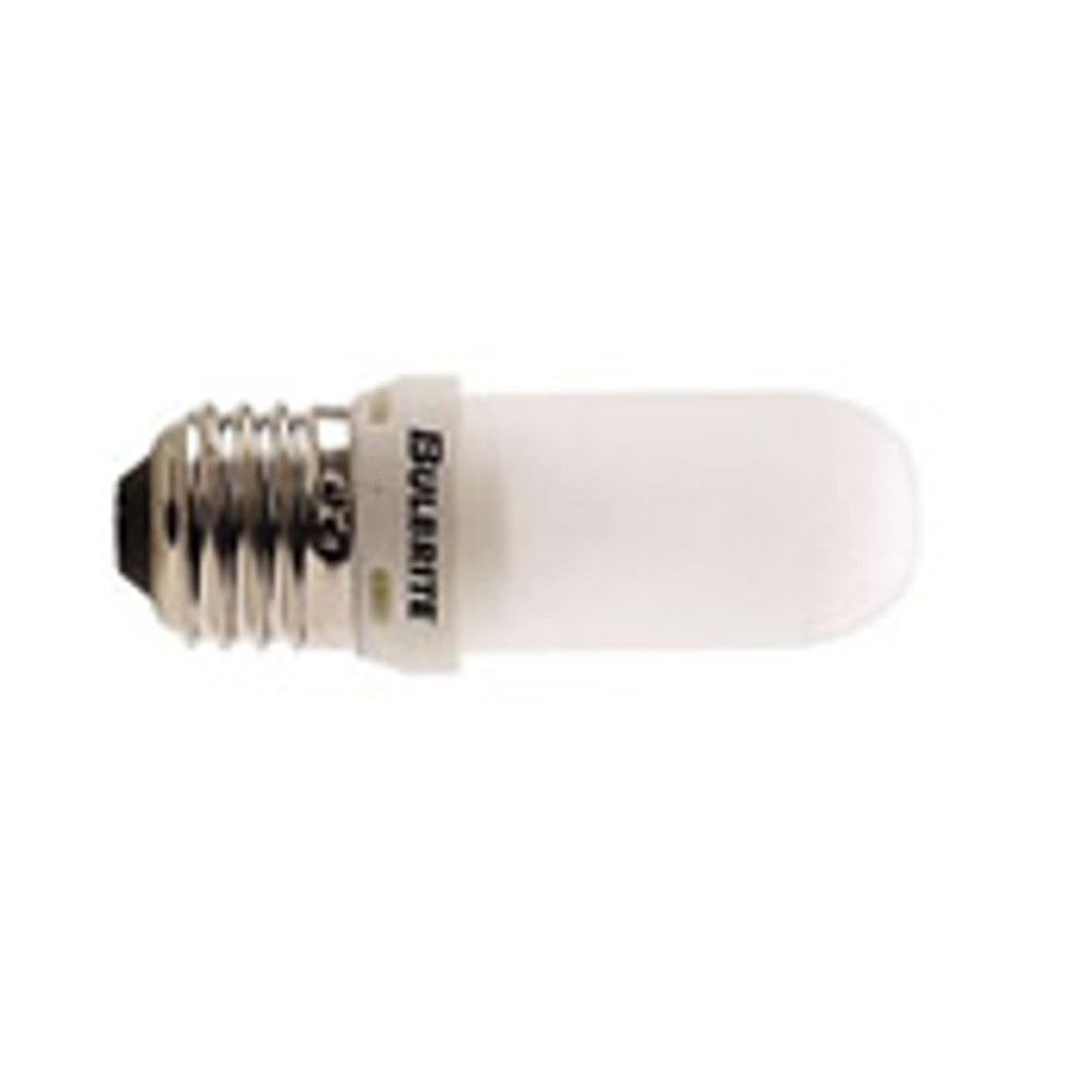 100W T8 E26 Base Frosted Halogen