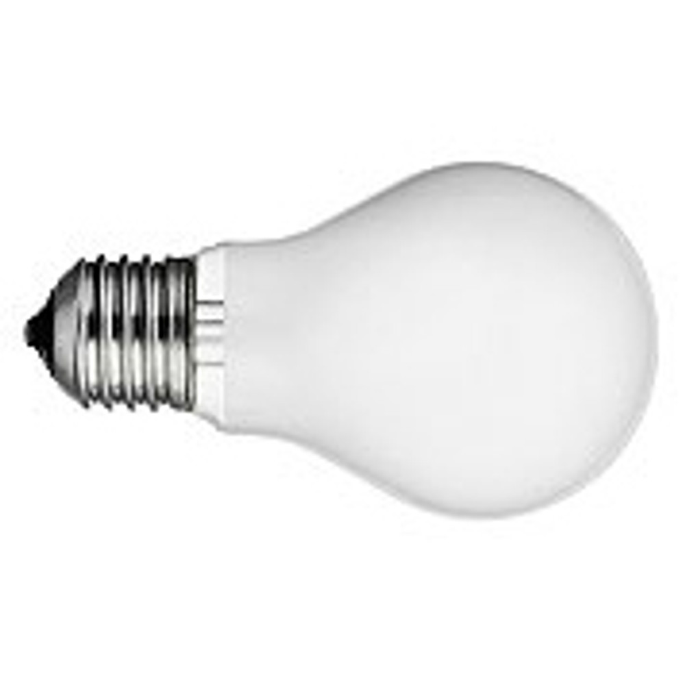 150W A-21 Medium Frosted Incandescent